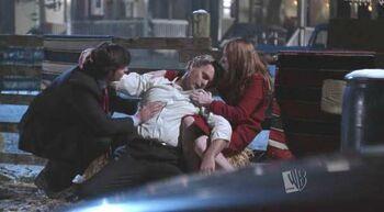 Clark, Martha, and Jonathan (Smallville)