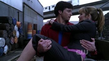 Clark and Lois (Smallville)14