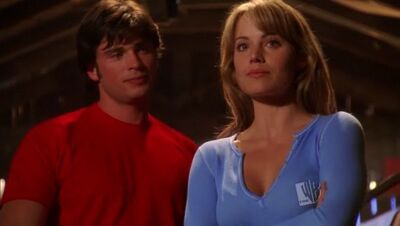 Clark and Lois (Smallville)4