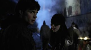 Clark and the Angel of Vengeance