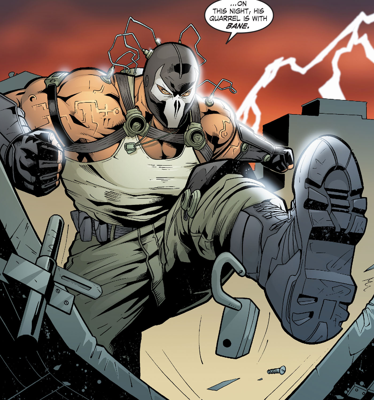 Bane Smallville Wiki Fandom Powered By Wikia