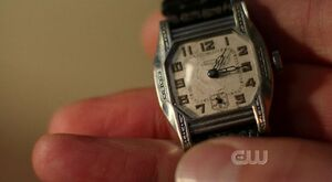 Jonathan's watch face
