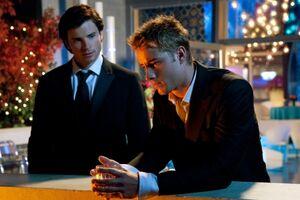 Smallville - Clark & Oliver