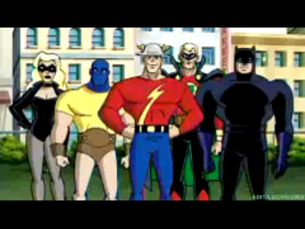 Justice Society Smallville
