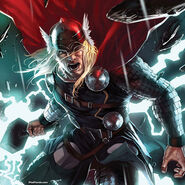 Thor iPad wallpaper