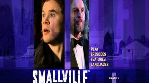 Smallville Season 6 DVD Menu Intro