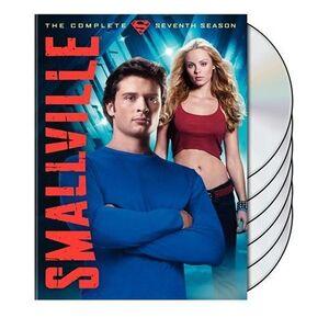 07 Smallville en DVD 1