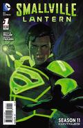 Smallville Lantern Vol 1 1