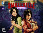 Smallville Valkyrie