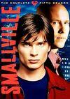 Smallville Season 5 DVD