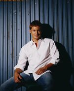 Jensen Ackles Smallville Promotional 5-13
