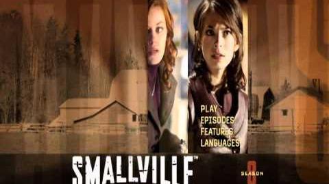 Smallville Season 8 DVD Menu Intro