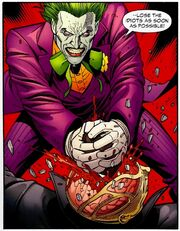 JL villains Psimon Joker 0090
