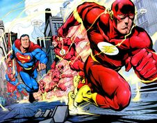Flash vs. Superman