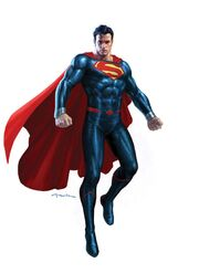 Superman Rebirth Vol 1 1 Textless Variant