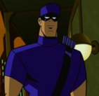 Blue Bowman Batman The Brave and the Bold
