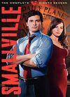 Smallville S8 DVD