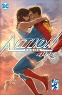 Action Comics -1000 Lois and Clark
