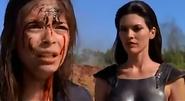 Lana and the Kriptonian women