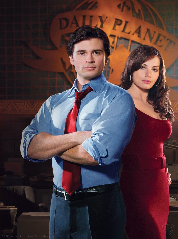 Smallville clark and lois start dating