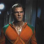 Aquaman profile