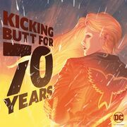 70-Anniversary BlackCanary