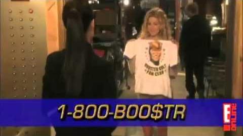 Smallville Booster Promo