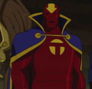Red Tornado Young Justice