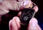 Queen locket