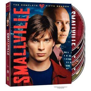 05 Smallville en DVD 1