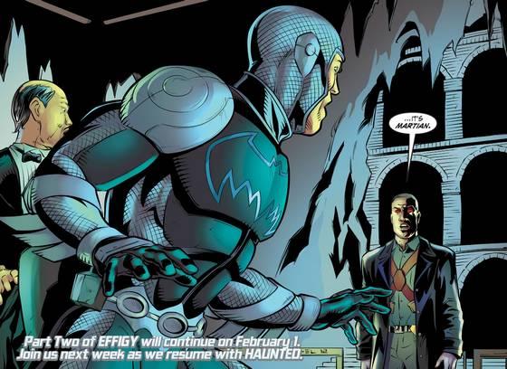 Effigy Smallville Wiki Fandom Powered By Wikia