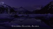 Columbia Glacier Oil Rig