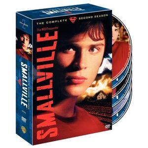 02 Smallville en DVD 1