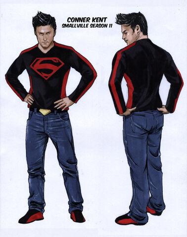 File:Smallville titans conner kent by gattadonna-d6tfj72.jpg