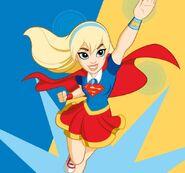 Supergirl web 3