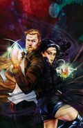 Smallville harbinger by gattadonna-d70hp8b