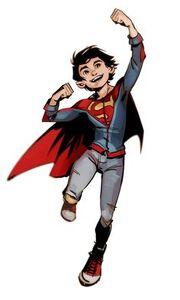 Jon Superboy-Kent