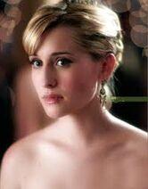 Chloe muy hermosa