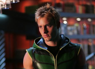 Justin Hartley as Oliver Queen (1)