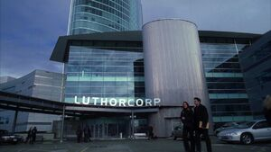 LuthorCorp Plaza