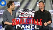 Smallville Panel at Awesome-Con 2018 (Tom Welling, Michael Rosenbaum) - Fandom Spotlite-0