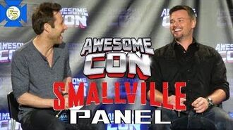 Smallville Panel at Awesome-Con 2018 (Tom Welling, Michael Rosenbaum) - Fandom Spotlite-0