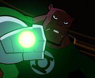 Kilowog Batman The Brave and The Bold