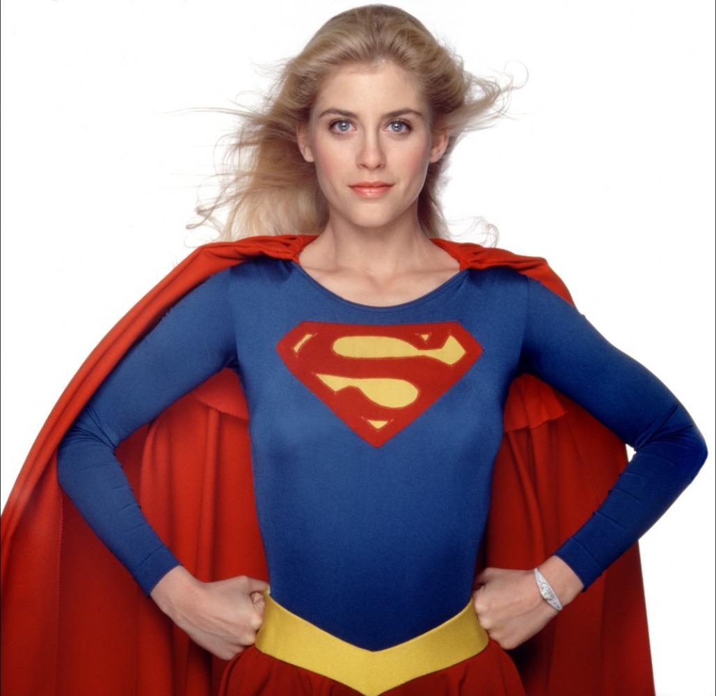 Supergirl METROPOLIS University DEPT donna Felpa Nuovo Ufficiale DC Comics
