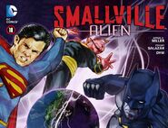 Smallville Alien 4