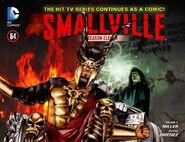 Smallville Warrior 3
