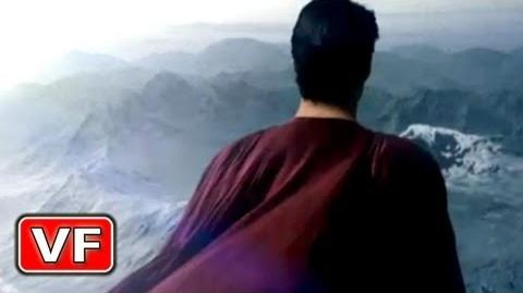 Superman Man of Steel Bande Annonce VF