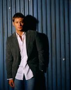 Jensen Ackles Smallville Promotional 4-17