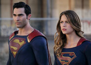 The House Of El family Kal-El Kara Zor-EL Supergirl