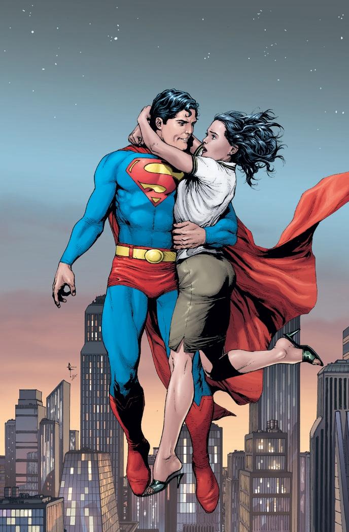 Allusions To The Superman Universe Smallville Wiki Fandom
